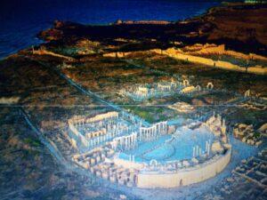 Leptis Magna - Teatro