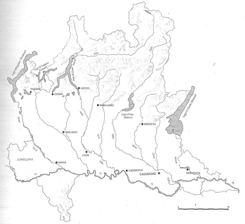Bedriacum - Mappa 1