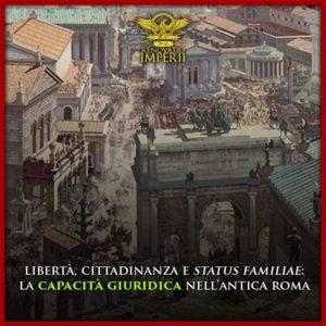 La capacità giuridica nell'antica Roma