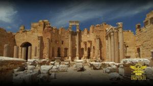 Leptis Magna, la città dell'imperatore