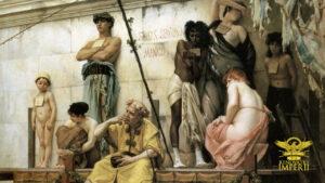 Essere schiavi a Roma