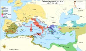 La Battaglia del Trasimeno – 217 a.C