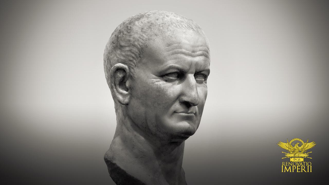 L'ascesa di Tito Flavio Vespasiano