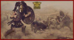 La battaglia di Mantinea
