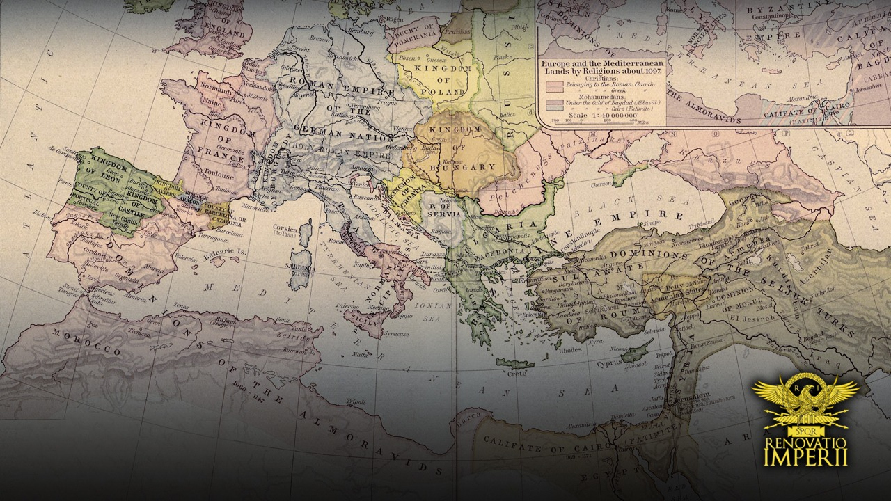 GEOPOLITICS OF THE CRUSADES