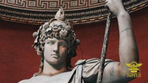 La vita di Antinoo, Il bitinico amante di Adriano