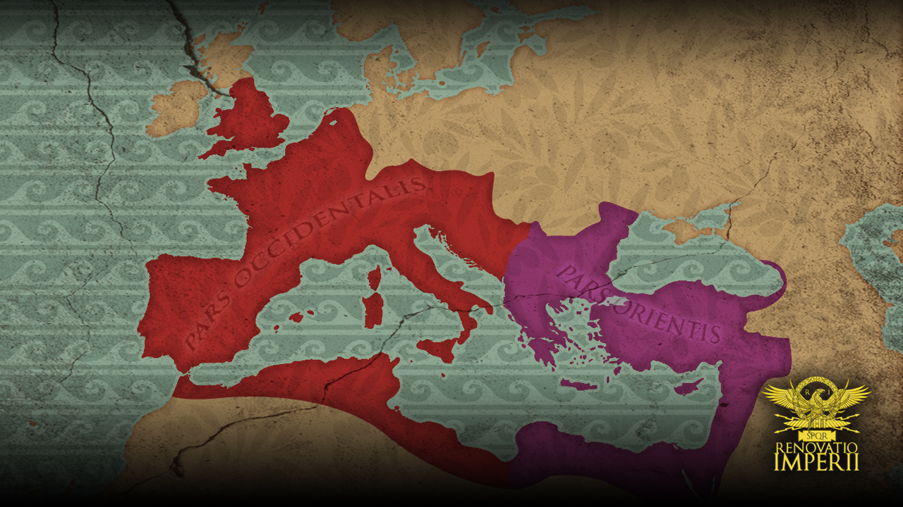 L'Impero romano ai tempi di Teodosio