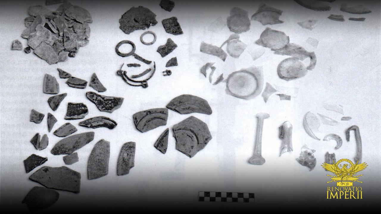 I ritrovamenti archeologici di Truccazzano