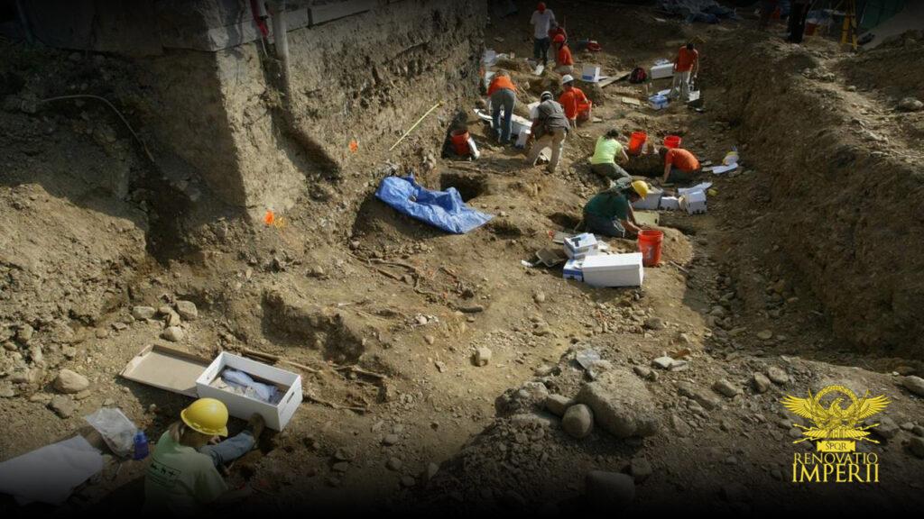 Archeologia e razzismo - copertina