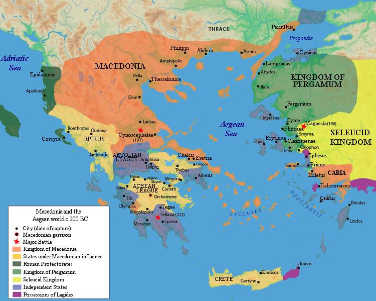 grecia - mappa 2