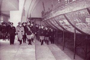 Inaugurazione museo navi romane