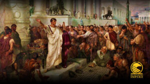 Amazio, il Cesare redivivo: quando Roma finì nelle mani di un liberto