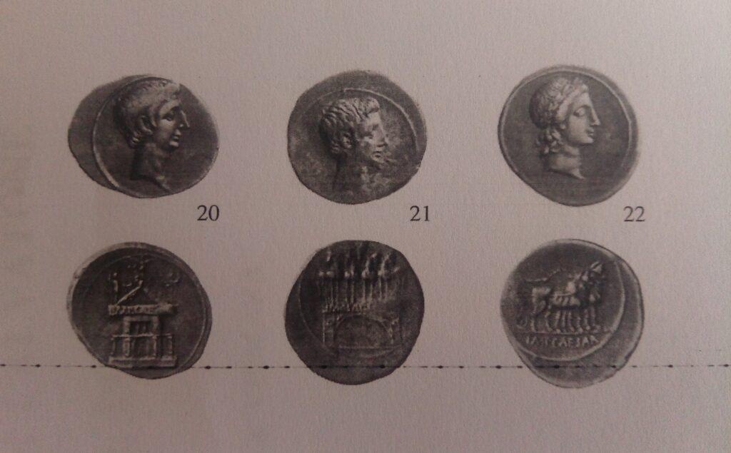 ripostigli monetali di cremona calvatone 1911