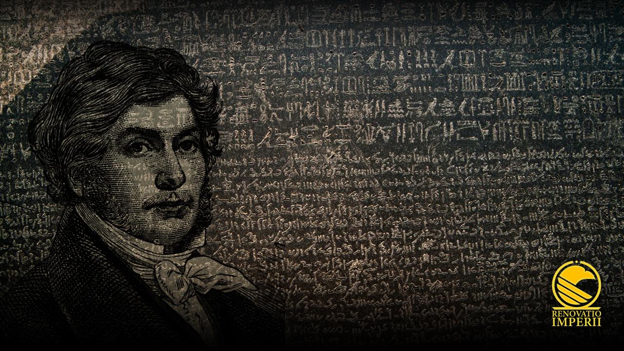 Il ritrovamento della Stele di Rosetta