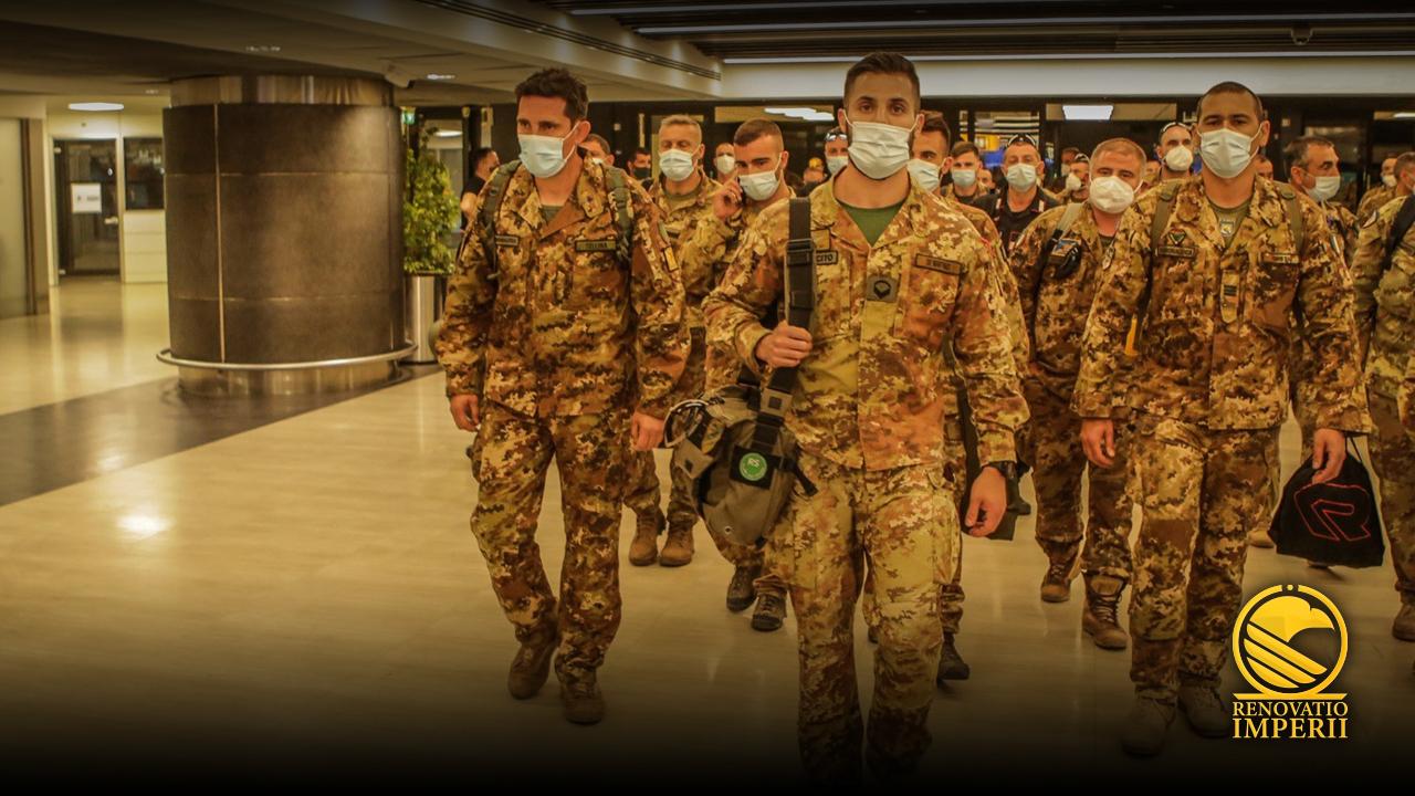 Afghanistan e Italia: seguire l'egemone