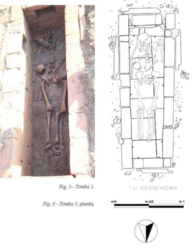 pioltello - tomba