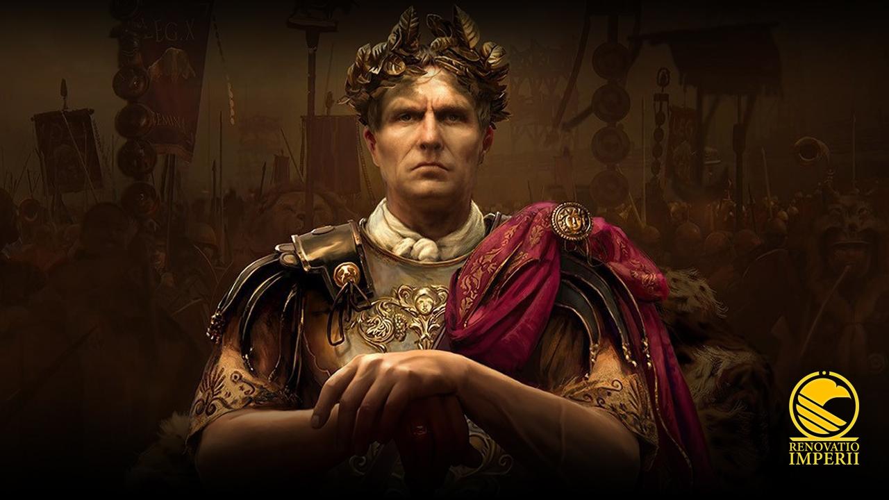Dante e il trionfo di Giulio Cesare
